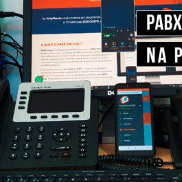 Pabx Virtual Ilimitado VOIP de Verdade